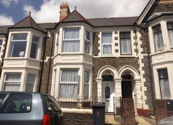 Thumbnail 4 bed terraced house for sale in Malefant Street, Cathays, Cardiff