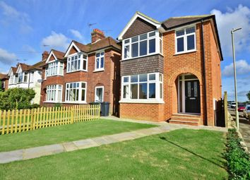 Thumbnail 3 bed detached house to rent in Hythe Road, Willesborough, Ashford