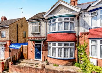 Thumbnail 3 bed semi-detached house for sale in Talbot Road, Luton