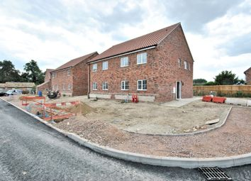 Thumbnail 2 bed semi-detached house for sale in Back Street, Gayton, King's Lynn