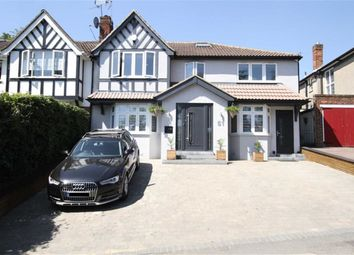 Thumbnail 6 bed semi-detached house for sale in York Road, New Barnet Barnet, Herts