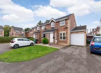 Thumbnail 3 bed terraced house for sale in Back Lane, Allerton Bywater, Castleford