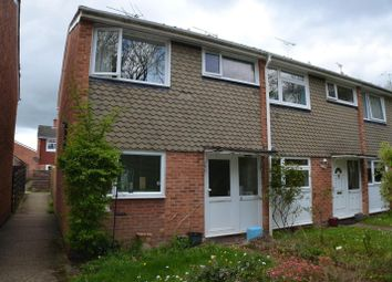Thumbnail 3 bedroom end terrace house for sale in Brookside Walk, Tadley