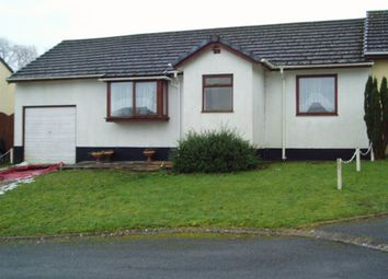 Thumbnail 2 bed bungalow to rent in Greenfield Close, Templeton, Narberth