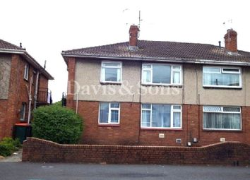 Thumbnail 2 bedroom flat for sale in Colston Avenue, Off Corporation Road, Newport.