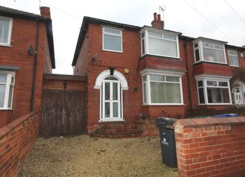 Thumbnail 3 bed semi-detached house for sale in Bramworth Road, Old Hexthorpe, Doncaster
