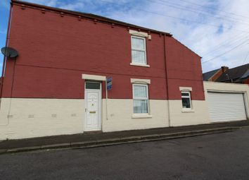 Thumbnail 1 bedroom terraced house to rent in Parmer Street, Stanley Co Durham