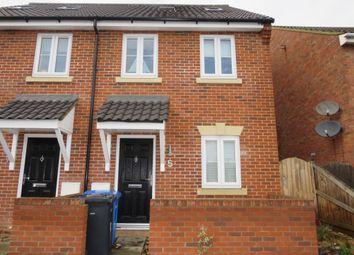 Thumbnail 3 bedroom semi-detached house for sale in Raglan Street, Norwich