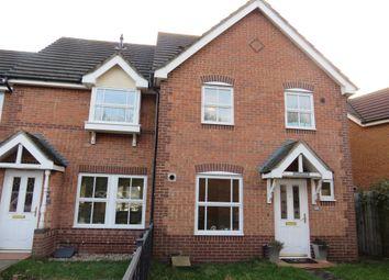 Thumbnail 3 bed semi-detached house for sale in Alder Road, Hampton Hargate, Peterborough
