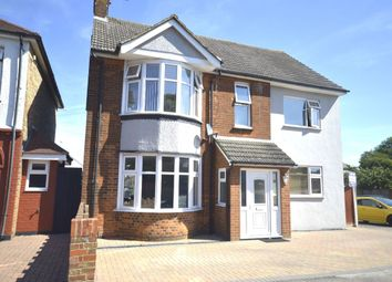 Thumbnail 4 bed detached house for sale in South Avenue, Gillingham