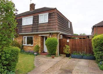 Thumbnail 3 bed semi-detached house for sale in Templeway Square, Caythorpe, Grantham