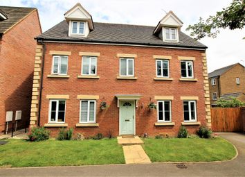 Thumbnail 5 bed detached house for sale in Sir Henry Jake Close, Banbury