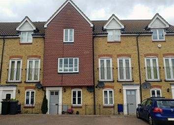 Thumbnail 3 bed town house for sale in Hurst Road, Kennington, Ashford