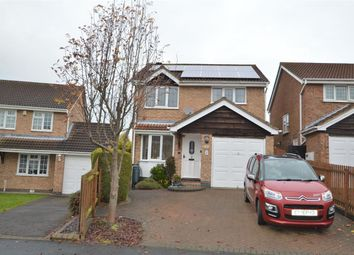 Thumbnail 3 bedroom detached house for sale in Lilac Way, Melton Mowbray
