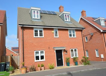 Thumbnail 5 bedroom detached house for sale in Gilders Road, Little Canfield, Dunmow