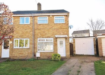 Thumbnail 2 bedroom semi-detached house to rent in Beechfield Close, Thorpe Willoughby, Selby