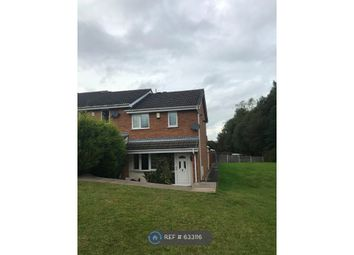Thumbnail 3 bed semi-detached house to rent in Acorn Close, Cannock