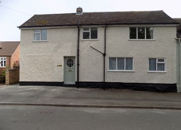 Thumbnail 2 bed semi-detached house to rent in Church Lane, Ravenstone