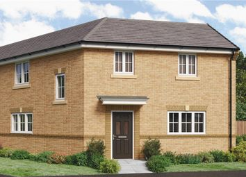 "Thumbnail 3 bed semi-detached house for sale in ""The Kipling"" at Parkside, Hebburn"