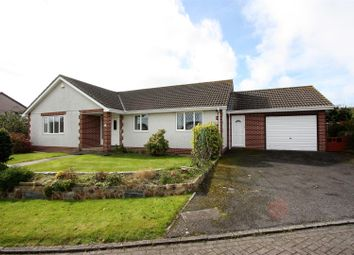 Thumbnail 4 bed detached bungalow for sale in Little Trethiggey, Quintrell Downs, Newquay