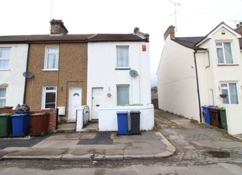 Thumbnail 2 bed terraced house for sale in Manor Road, Grays