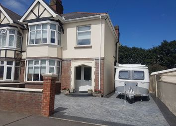 Thumbnail 3 bed semi-detached house for sale in South Place, Porthcawl