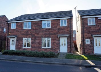 Thumbnail 3 bed semi-detached house for sale in Furnace Hill Road, Clay Cross, Chesterfield