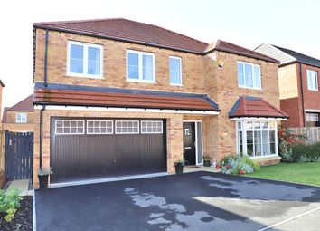 Thumbnail 5 bed detached house for sale in Cygnet Drive, Mexborough