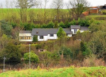 Thumbnail 3 bedroom detached bungalow for sale in Camlo, Upper Dolfor Road, Upper Dolfor Road, Newtown, Powys