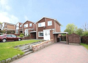 Thumbnail 3 bed detached house for sale in Peathill Avenue, Chryston, Glasgow, North Lanarkshire