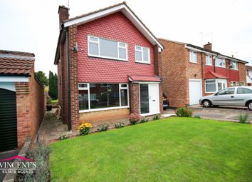 Thumbnail 3 bed detached house for sale in Grass Acres, Braunstone Town, Leicester