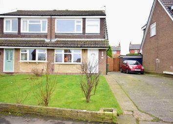 Thumbnail 3 bed semi-detached house for sale in Oxford Drive, Kirkham, Preston