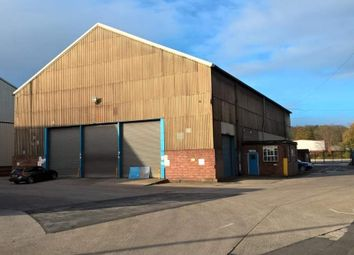Thumbnail Light industrial to let in High Bay Industrial Unit And Yard, Greasbrough Street, Rotherham