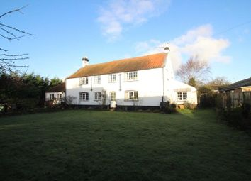 Thumbnail 4 bed farmhouse for sale in Green Lane, Potter Heigham, Great Yarmouth