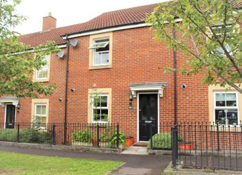 Thumbnail 3 bedroom terraced house for sale in Eastbury Way, Redhouse, Swindon