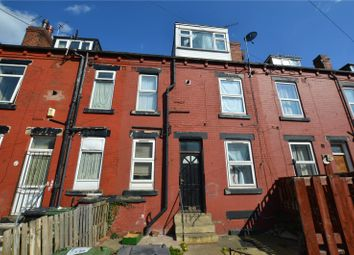 Thumbnail 2 bed terraced house for sale in Clovelly Grove, Leeds, West Yorkshire