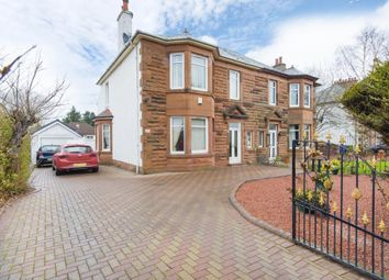 Thumbnail 4 bedroom semi-detached house for sale in 152 Titwood Road, Crossmyloof, Glasgow