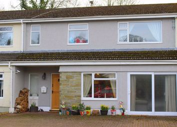 Thumbnail 3 bed terraced house for sale in Flemish Close, St. Florence, Tenby
