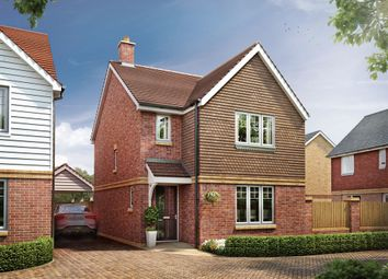 """The Hatfield"" at Grigg Lane, Headcorn, Ashford TN27. 3 bed detached house for sale"