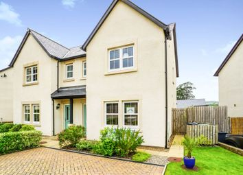 Thumbnail 3 bed semi-detached house for sale in Beechnut Road, Kendal