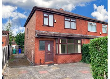 3 bed semi-detached house for sale in Kirkmanshulme Lane, Manchester M12