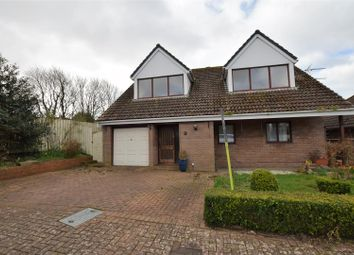 Thumbnail 5 bed detached house for sale in Meadowview Court, Sully, Penarth