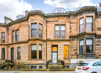 Thumbnail 1 bed flat for sale in Rosslyn Terrace, Glasgow, Lanarkshire