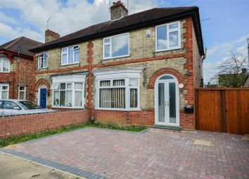 Thumbnail 3 bedroom property for sale in Peveril Road, Peterborough