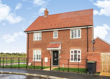 Thumbnail 3 bedroom semi-detached house for sale in Sassoon Crescent, Stowmarket