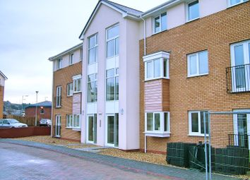 Thumbnail 1 bed flat to rent in 1, Ty Ceredig, Aberystwyth