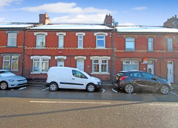Thumbnail 2 bed terraced house for sale in Leek Road, Hanley, Stoke-On-Trent