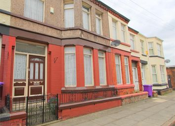 Thumbnail 3 bed terraced house for sale in Chudleigh Road, Old Swan, Liverpool