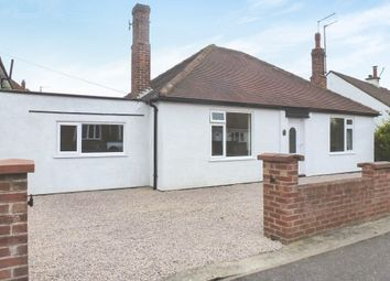 Thumbnail 3 bedroom detached bungalow for sale in Lumley Crescent, Skegness
