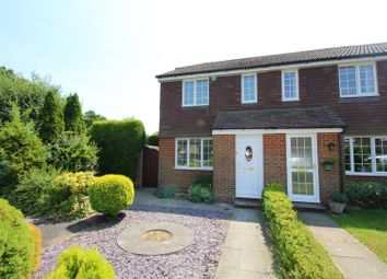 Thumbnail 3 bed property to rent in Old Rectory Close, Bramley, Guildford